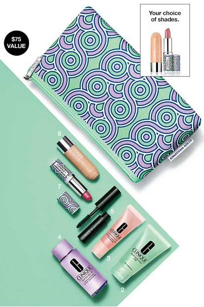 Dillards clinique 7pc gift aug 2017 see more at icangwp blog