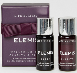 Elemis Elemis Life Elixirs Clarity Sleep Wellbeing Duo