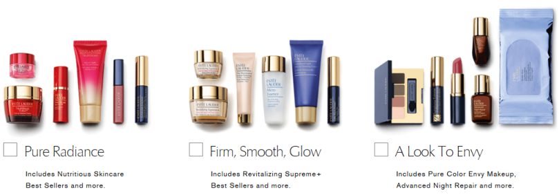 Free Gift with Purchase Online Exclusive Happening Now Estée Lauder