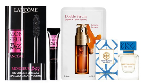 Gift with any 25 beauty purchase Bloomingdale s