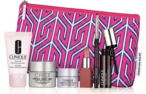 Gift with any 28 Clinique purchase Bloomingdale s