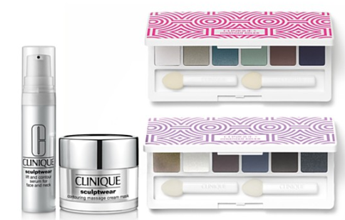 Gift with any  55 Clinique purchase    Bloomingdale s.png