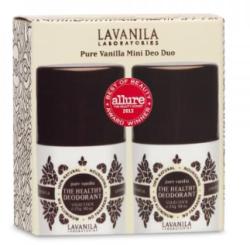 Lavanila Pure Vanilla Mini Deo Duo b glowing