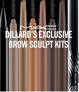 MAC Brow Sculpt Kits Dillard´s Exclusive Dillards