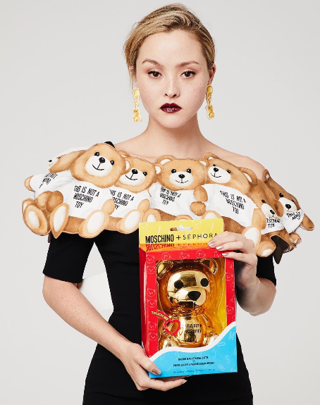 Moschino x sephora palette aug 2017 see more at icangwp blog