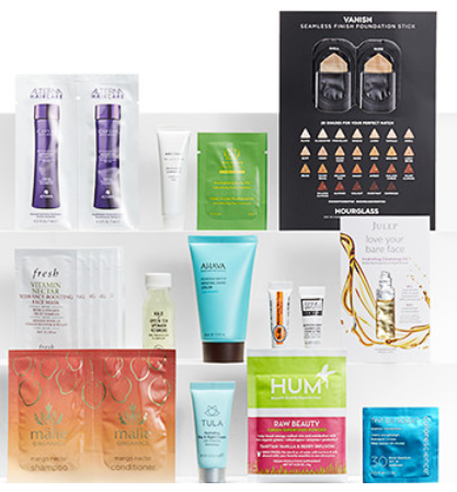 nordstrom 14pc w 85 skincare Gift with Purchase Nordstrom aug 2017 see more at icangwp blog