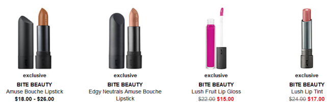 On Sale Now Sephora aug 2017 bite see more at icangwp blog