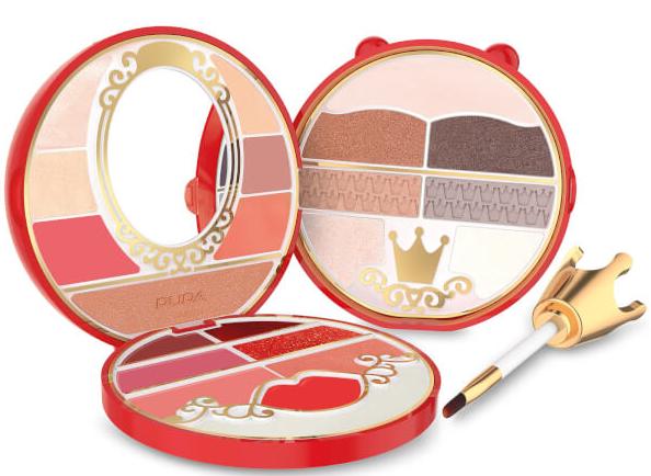 Pupa IL Principe Ranocchio Makeup Palette Warm Shades Free US Shipping lookfantastic