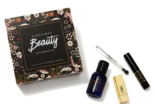 Saks beauty box no 1 aug 2017 see more at icangwp blog