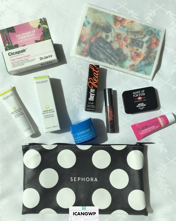 sephora summer splurge bag aug 2017 see more at icangwp blog your gift with purchase destination haul
