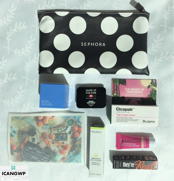 sephora summer splurge bag aug 2017 see more at icangwp blog
