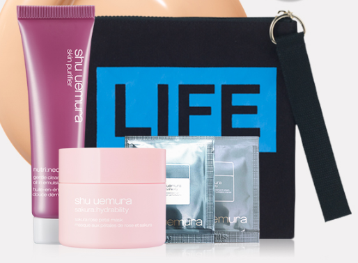 Special Offers Shu Uemura the hottest offer and deals from Shu Uemura 5pc