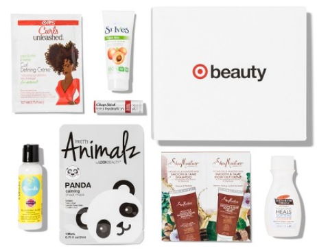 Target Beauty Box™ September Total Hydration Target