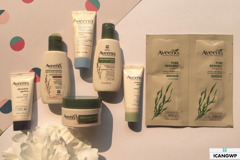 Unboxing: Amazon Prime Member Perks You Can Get Free Products Like My Aveeno Sample Box Here