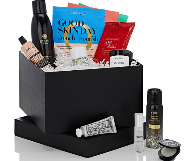 Barneys New York Beauty Box The Barneys Box for the jet set sep 2017 see more at icangwp blog your limited edition box destination
