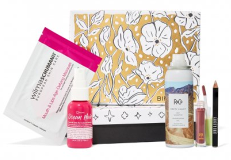 Beauty Box Subscription for Women Birchbox