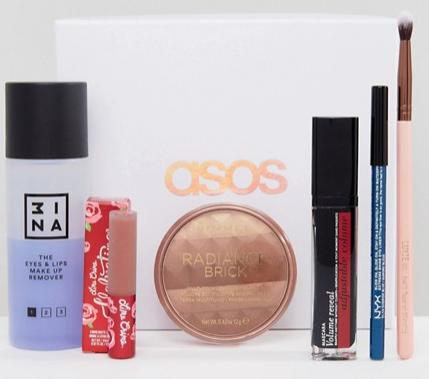 Beauty Extras ASOS Box