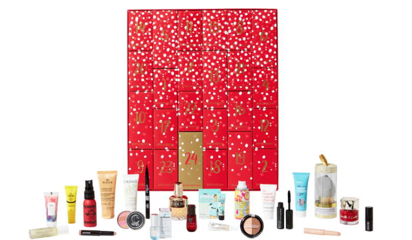 Birchbox advent calendar 2017 - see more at icangwp blog