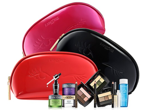 HOT Two Lancome 7-Piece Gift with Purchase at Bloomingdale's and ...