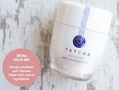 box of style Your Free Tatcha Gift Awaits