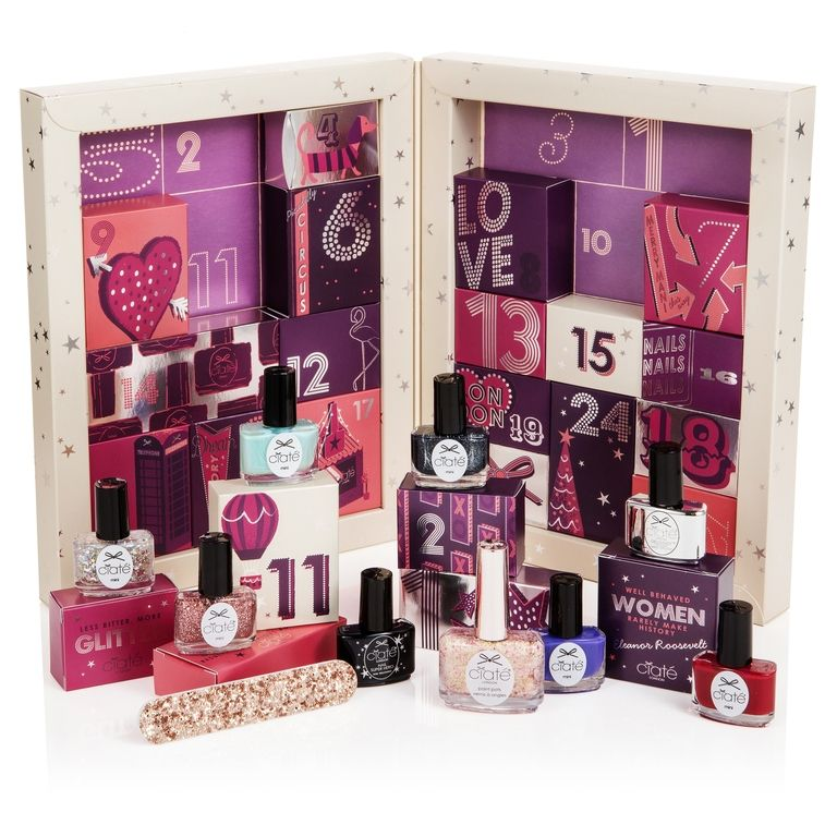 ciate-advent-calendar-2017 sep 2017 see more at icangwp beauty blog your limited edition beauty box source