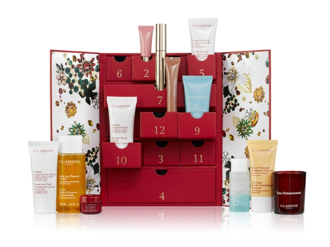 clarins advent-calendars 2017 sep 2017 see more at icangwp beauty blog your limited edition beauty box source