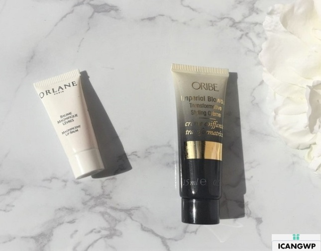 Cos Bar Fall Into Beauty Gift – September 2017 I can GWP oribe
