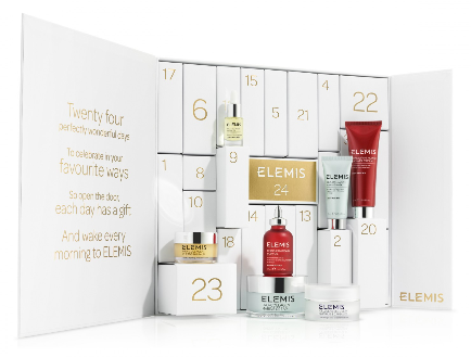 ELEMIS Advent Calendar 2017 A Luxury Beauty Calendar oct 2017 see more at icangwp blog