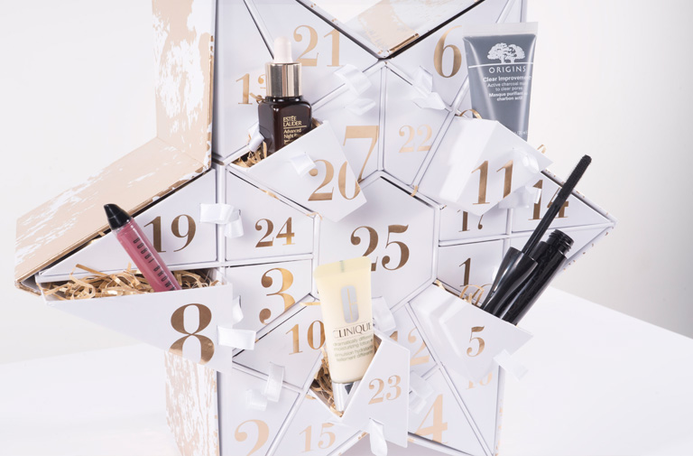estee lauder the beauty countdown estee lauder advent calendar 2017 sep 2017 see more at icangwp beauty blog your limited edition box source