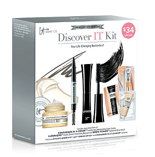 FREE Discover IT Kit w any 45 IT Cosmetics purchase