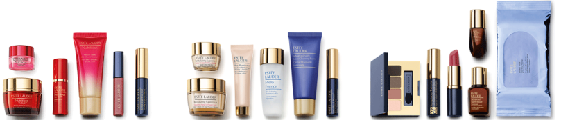 Free Gift with Purchase   Online Exclusive  Happening Now   Estée Lauder see more at icangwp blog.png