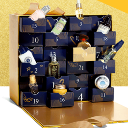 Holiday 2017 Beauty Advent Calendar 24 Beauty Treats L Occitane see more at icangwp blog - your limited edition box source