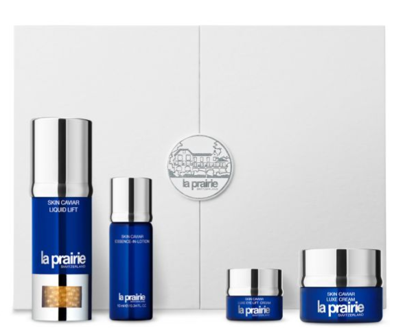 La Prairie Limited Edition Skin Caviar Introductory Set saks.com