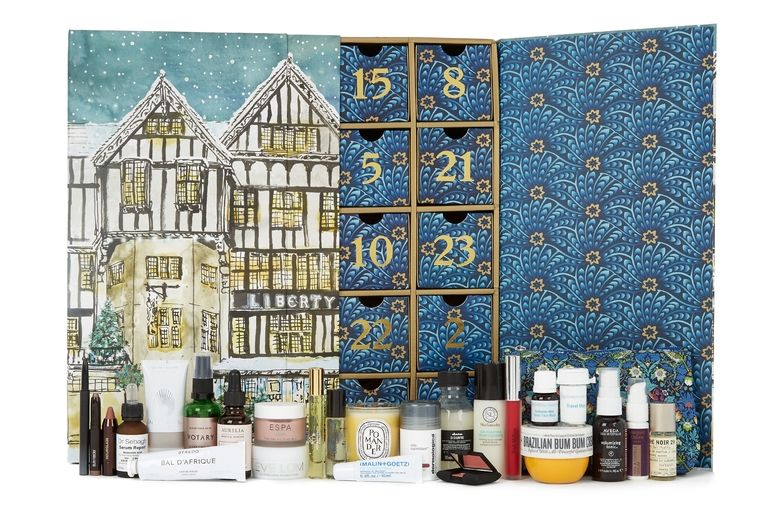 liberty london beauty-advent-calendar-2017 sep 2017 see more at icangwp beauty blog your limited edition beauty box source