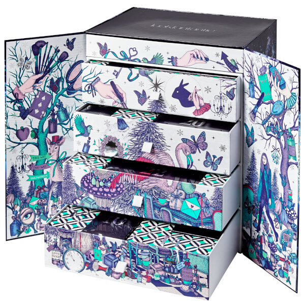 Lookfantastics advent calendar 2017 available now - see more at icangwp blog - your limited edition beauty destination