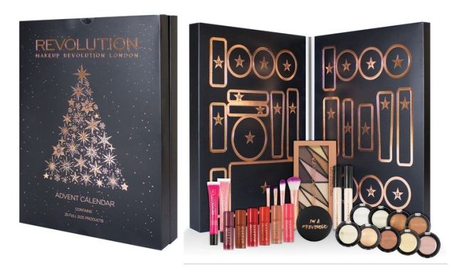 makeup revolution advent-calendars-2017 sep 2017 see more at icangwp beauty blog your limited edition beauty box source