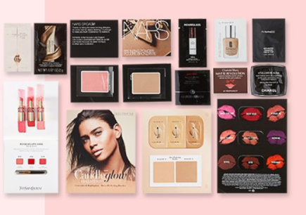 nordstrom 15pc gift with Purchase 50 sep 2017