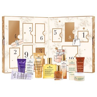 NUXE Beauty Treasures Gift Set beauty advent calendar 2017 see more at icangwp blog - your limited edition box destination