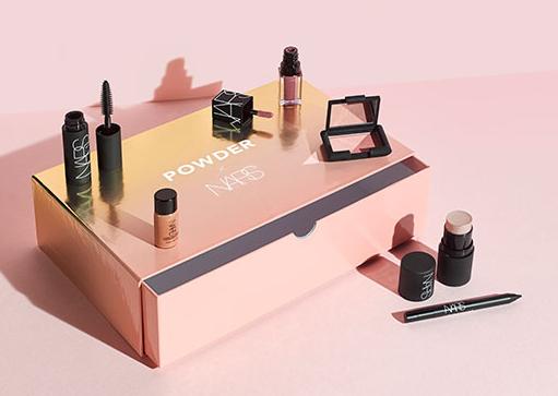 Powder Box Powder Beauty Drawer Limited Edition NARS sep 2017 see more at icangwp blog