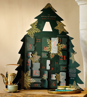 Rituals Advent Calendar 2017 Exclusive Christmas calendar see more at icangwp blog sep 2017 2