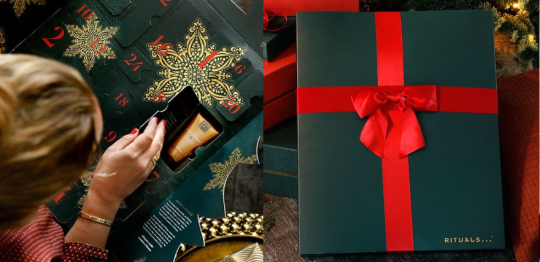 Rituals Advent Calendar 2017 Exclusive Christmas calendar see more at icangwp blog sep 2017