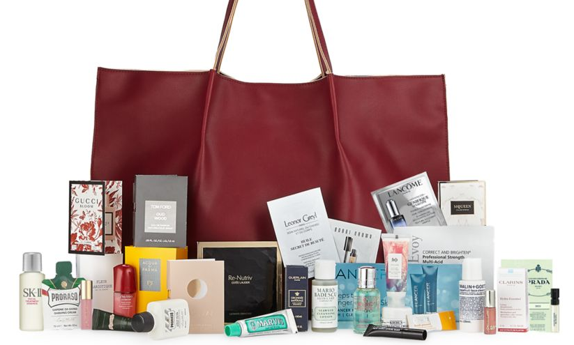 HOT* You Need These! Saks Fall Beauty Event 2017 Free Gift Bag and ...