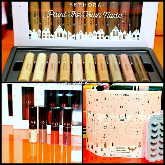 Sephora Advent Calendar 2017 - see more at icangwp blog