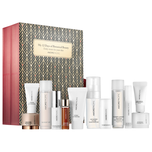 sephora amorepacific advent calendar 2017 beauty advent calendar 2017 - see more at icangwp blog - your limited edition box destination