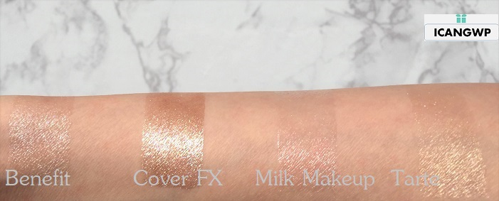Sephora Favorites Glow For It 2017 Swatches 2 - See more at icangwp blog your limited edition beauty source sep 2017