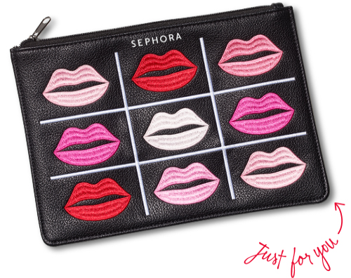 Sephora holiday 2017 vib rouge event free gift sep 2017 - see more at I can GWP beauty blog