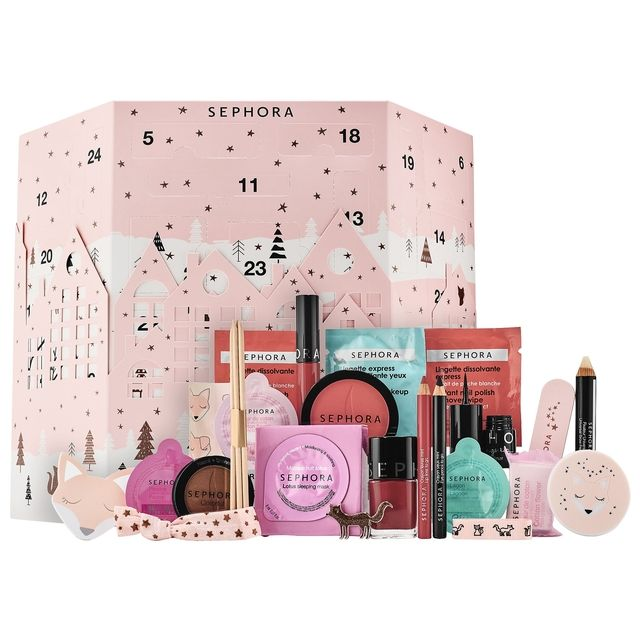 Sephora winter-wonderland-advent-calendar 2017 see more at icangwp blog