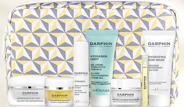 Skincare Darphin Paris 8pc w 100