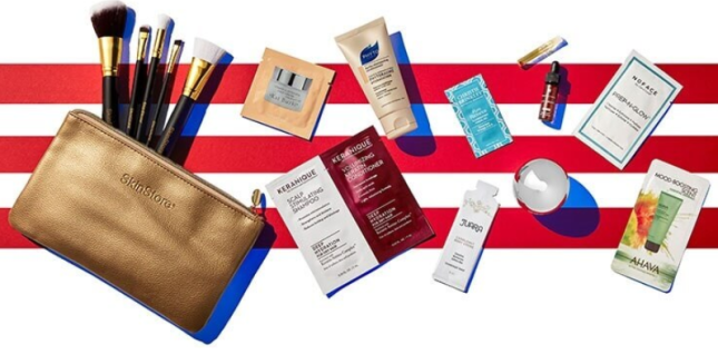 SkinStore 11pc gift bag w 100 sep 2017 see more at icangwp blog