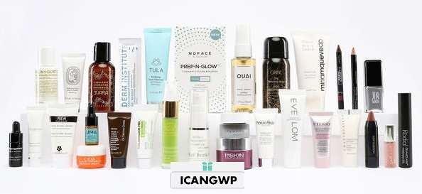 space nk beauty edit gift bag 2017 autumn full spoilers see more at icangwp blog